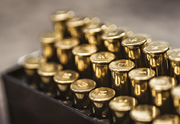 How long can you store .22LR ammunition
