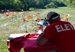 Target shooting tips - Reading the wind